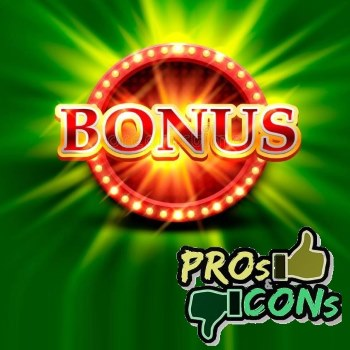 Pro's and Con's of playing with bonus