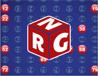 In a Keno game the numbers are chosen by Random Number Generators (RNG)